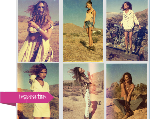 erin wasson boho model and designer